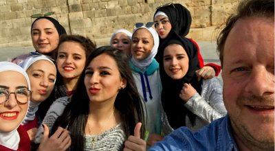 Amerikai nő randi muszlim ember
